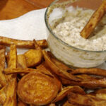 Lower Fat & Lower Sugar Sweet Potato Fries
